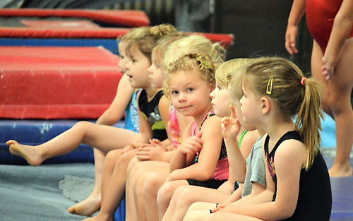<center>Gymnastics – School Age Classes</center>